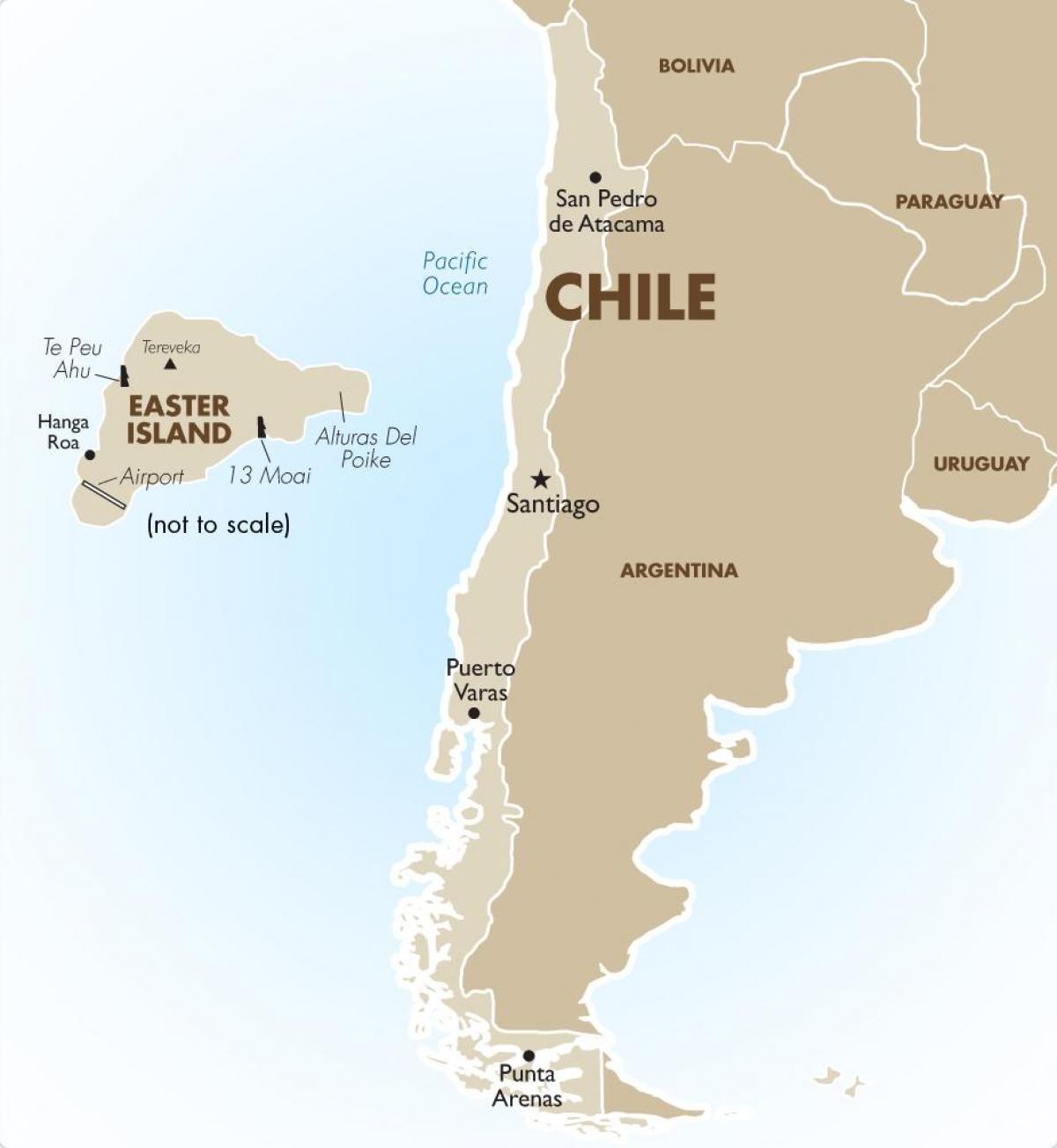 Easter Adası harita ile ilgili görsel sonucu